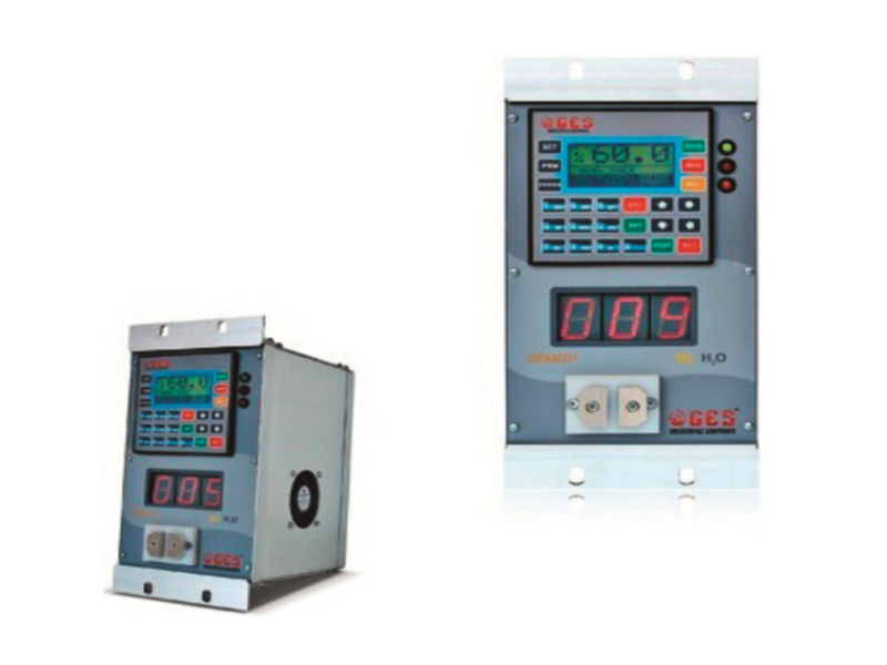 MOISTURE CONTROLLER FOR TUMBLER MACHINE